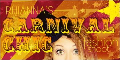 Rhianna's Carnival Chic